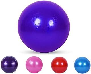 ZENWEN Boule De Yoga Anti-DéFlagrante éPaissie en PVC 55Cm75Cm Balle De Fitness pour Femme Enceinte 65Cm