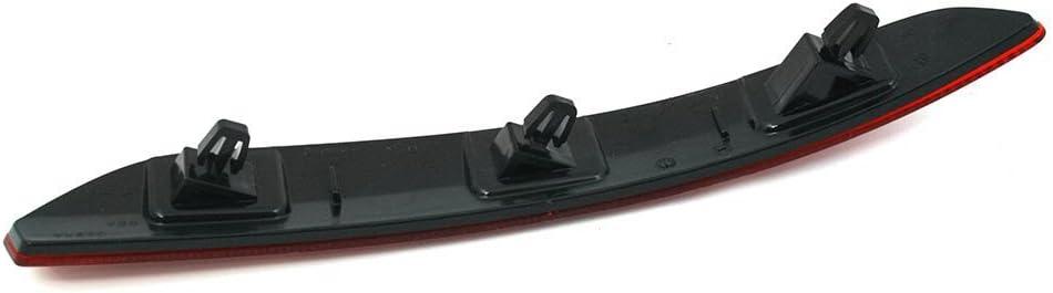 5/m0945106/C Catadiottro Posteriore Destro Lato Passeggero riflettore faro fanale posteriore rosso ciliegia