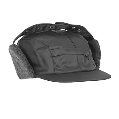 GIZZY® Mens Waterproof Trapper Hat with Ear Flaps  Amazon.co.uk  Clothing c6d5ee27ebc