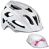 Lazer Nutz Helmet Uni-size Youth 50 - 57 cm White by Lazer