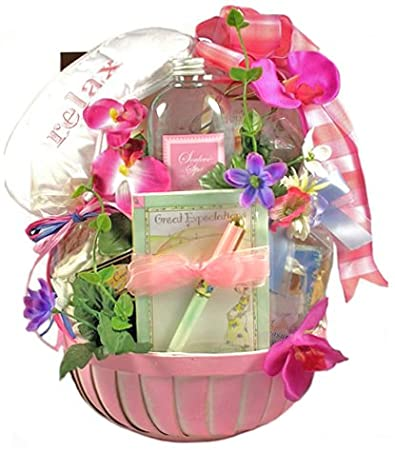 Amazon great expectations gift basket for expectant mothers great expectations gift basket for expectant mothers pregnancy congratulations for mommy to be negle Image collections