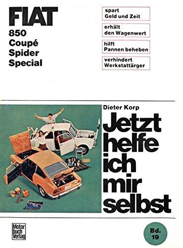 Fiat 850 Coupè / Spider / Special
