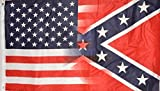 Blended USA Southern American 3' x 5' Poly Flag