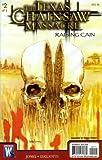 Texas Chainsaw Massacre Raising Cain Issue 2 August 2008 Wildstorm