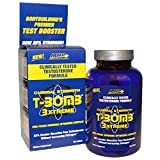 Maximum Human Performance, LLC, T-Bomb 3xtreme, 168 Tablets - 2pc