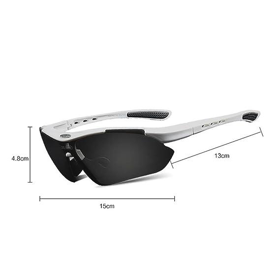 Männer und Frauen Polarisierte Sonnenbrillen Outdoor Sports Anti-ultraviolett Gläser Anti-sand Brille für Skifahren Klettern und Angeln , green