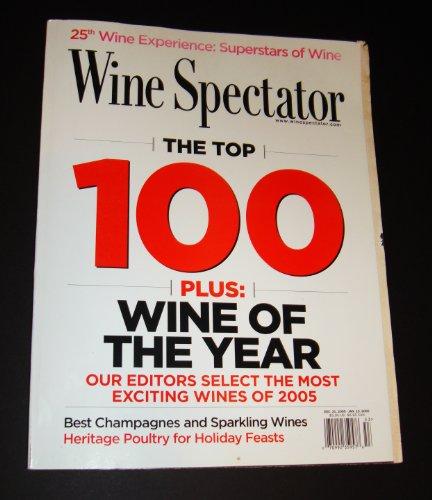Wine Spectator Top 100 2006 - 1