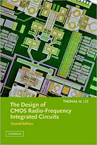 The Design Of Cmos Radio Frequency Integrated Circuits Lee Thomas H Ebook Amazon Com