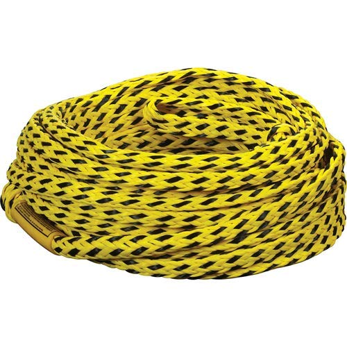 Deluxe Tube Rope - CWB Proline Deluxe Tube Tow Rope and Float, 3/8-Inch