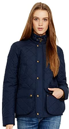 hot sale online many styles affordable price Ralph Lauren Polo Ladies Cadwell Quilted Jacket Navy (Small ...