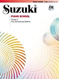 Suzuki Piano School, Vol 2: Book & CD