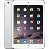 Apple iPad Mini 3 MGNV2LL/A VERSION (16GB, Wi-Fi, Silver) (Certified Refurbished)