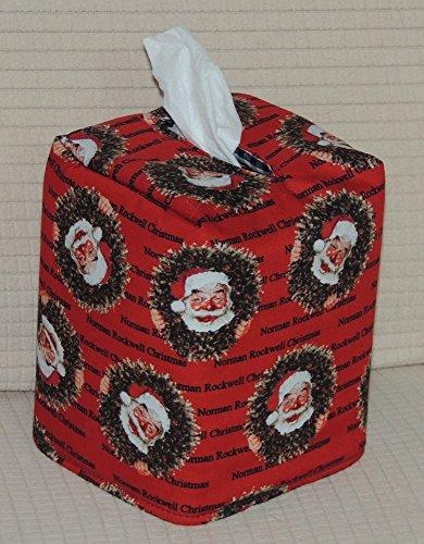 Tissue Paper Wreaths - 1