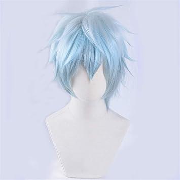 Amazon Com Xingwang Queen Anime Cosplay Wig Short Straight Silver