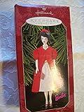 1998 Hallmark Keepsake Ornament Barbie Silken Flame