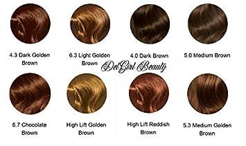 3 boxes of Avon Advance Techniques Professional Hair Colour / Dye ...