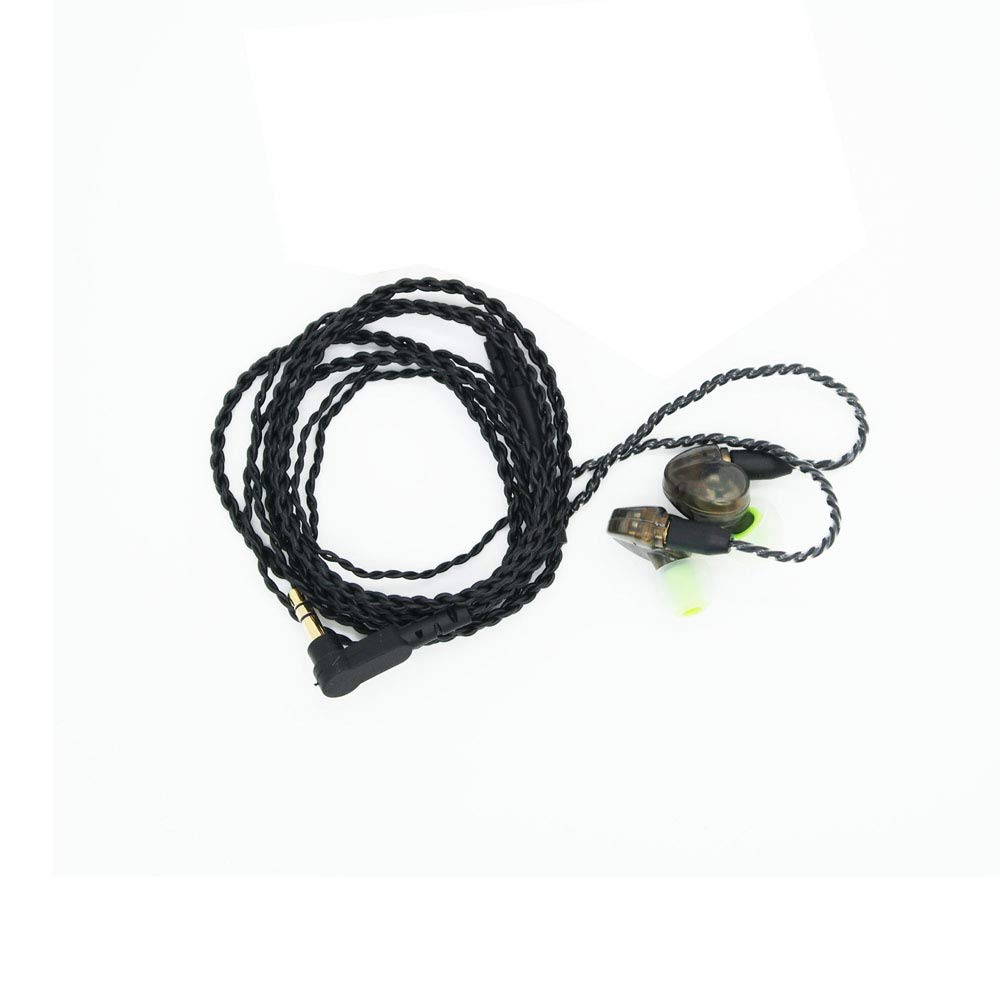 XiYu Earphone Cord Audio Cable MMCX Line For Shure SE215 SE315 SE535 SE425 SE846 Headset 1.2M White