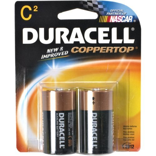 Duracell Batteries / 2 C - size batteries PackageQuantity: 1, Model: MN1400B2Z, Electronics & Accessories Store by Gadgets World