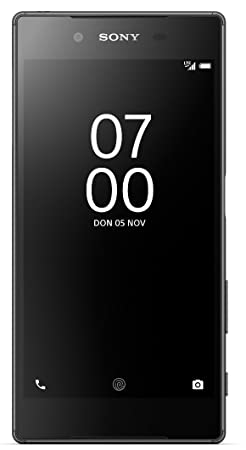 Sony Xperia Z5 James Bond Edition Smartphone (5,2 Zoll (13,2 cm) Touch-Display, 32 GB interner Speicher, Android 5.1) schwarz