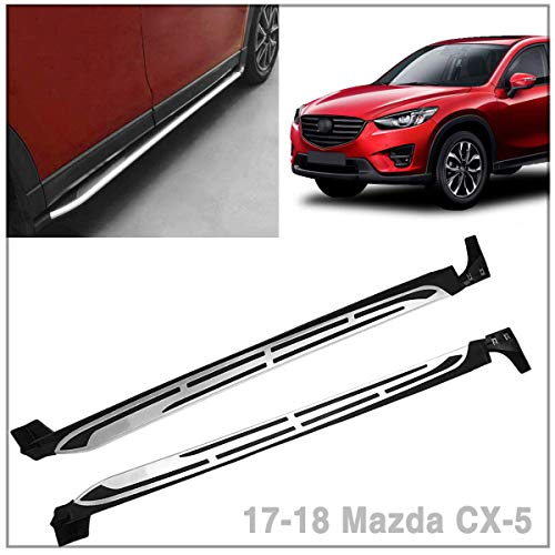 Autoxrun Running Boards Custom Fits 2017 2018 Mazda CX-5 Side Steps | Side Bars ()