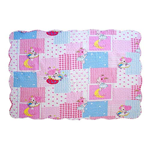 Abreeze Comfortable Baby Girl Pattern Comforter for Summer Air-Conditioning Quilt 1PS 43