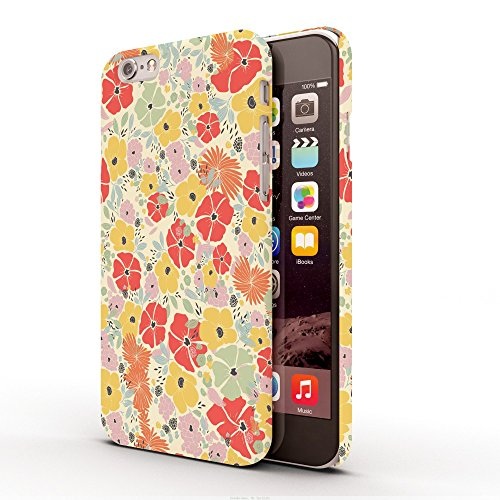 Koveru Back Cover Case for Apple iPhone 6 - Flower Poster