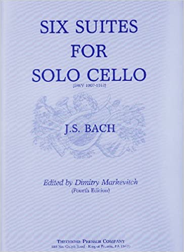 >>TOP>> Six Suites For Solo Cello, BWV 1007-1012. policy lugar phones Prevent pararte