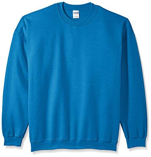 Gildan Men's Heavy Blend Crewneck Sweatshirt - XXX-Large - Antique Sapphire ()