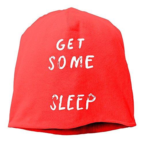 Cowboy Sleep Mat (XiaoHans Momen's Get Some Sleep Fashion Jogging Red Beanies Watch Cap)