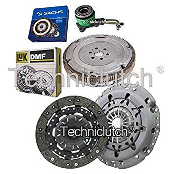 Nationwide 2 Piezas Kit de Embrague y Luk Dmf Sachs Csc 8944872111476: Amazon.es: Coche y moto