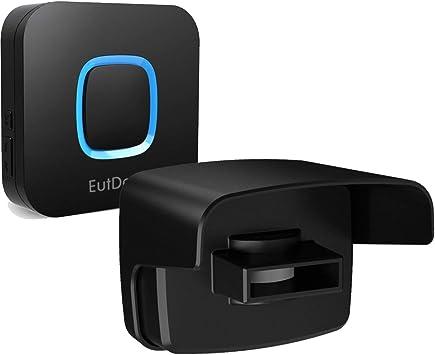 Driveway Alarm Outdoor Waterproof Wireless Motion Sensor Detector Security 300M