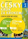 New Czech Step by Step: Pack (textbook, appendix and 2 free audio CDs) - 2016 edition