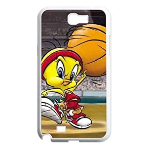 Tweety Bird Samsung Galaxy N2 7100 Cell Phone Case White gift pp001_6255735