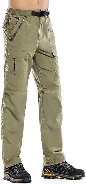 Image ofJessie Kidden - Pantalones de senderismo para hombre, de secado rápido, livianos, con cremallera, para pesca al aire libre, viajes, safari
