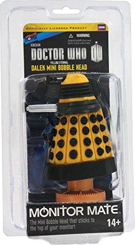 [Bif Bang Pow! Doctor Who Monitor Mate Bobble Head Dalek] (Police Bobble Head)