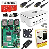 CanaKit Raspberry Pi 4 4GB Starter MAX Kit - 64GB Edition