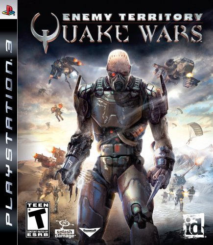 (Enemy Territory: Quake Wars - Playstation 3 by Activision)