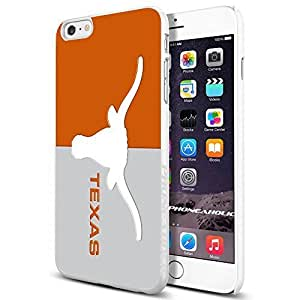 NCAA Texas Longhorn Baseball,Cool Case Cover For Apple Ipad Mini Smartphone Collector iphone PC Hard Case White