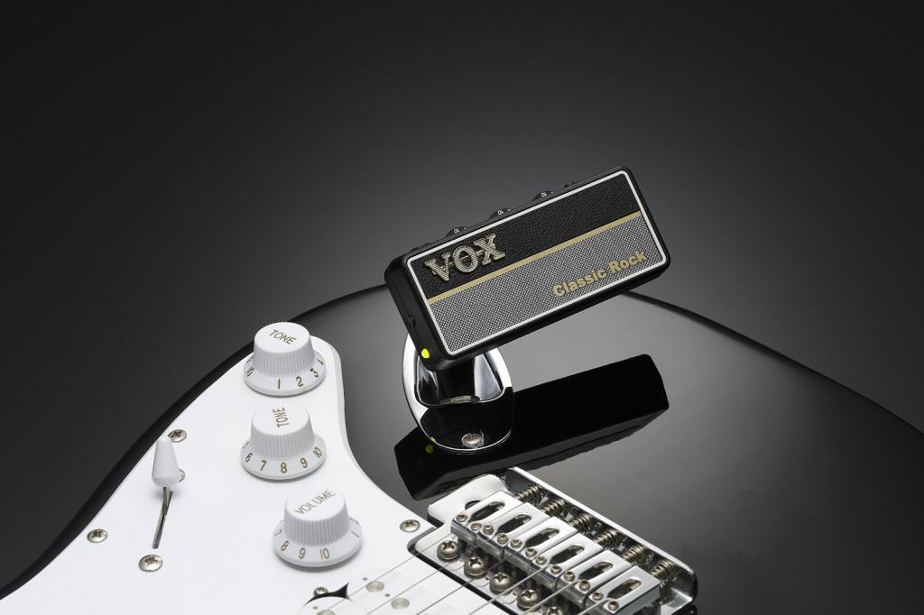 VOX ヴォックス ヘッドホン・ギター・アンプ アンプラグ2 amPlug 2 Classic Rock