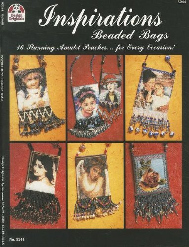 Inspirations Beaded Bags: 16 Stunning Amulet Pouches for Every Occasion! by Suzanne McNeill (1-Jan-2005) Paperback (Beaded Amulet Bag)