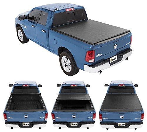 (Bestop 19241-01 EZ-Roll Tonneau Cover for 2009-2010 Dodge Ram 1500 & 2011-2018 Ram 1500 (except Rambox), 5.5')