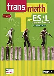 Transmath Term ES spécifique / L spécialité + ES spécialité