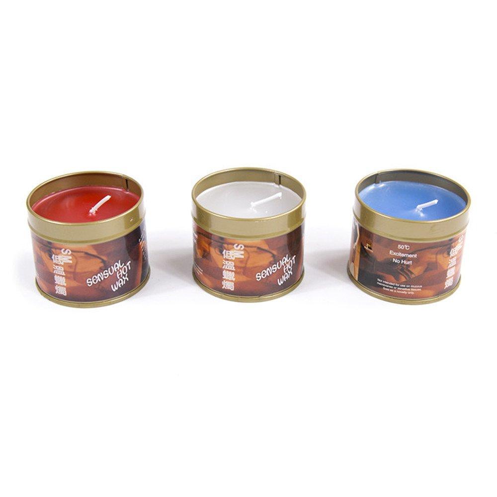 Low Temperature Candles,Romantic Candles for Couples ,3pcs Random Color LPS-SONGS