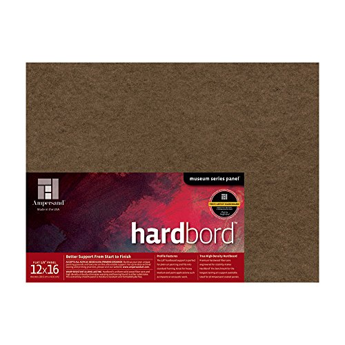 Ampersand Hardbord 12 in. x 16 in. each by Ampersand