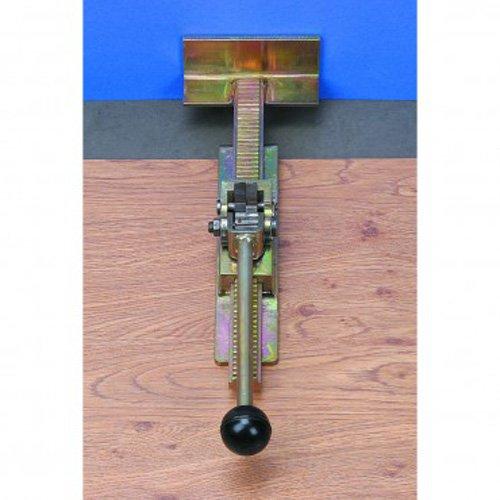 PMD Products Flooring Jack for Installing, Straightening Laminate or Hardwood Wood Tile Floor Boards