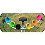 """Biketones, MP3 Bicycle Horn, Blue """"Meep Meep!"""""""