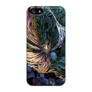High Quality GoldenArea Killer Croc Skin Case Cover Specially Designed For Iphone - 5/5s