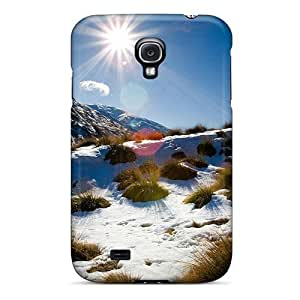 Durable Rays Of The Coming Spring Back Case/cover For Galaxy S4