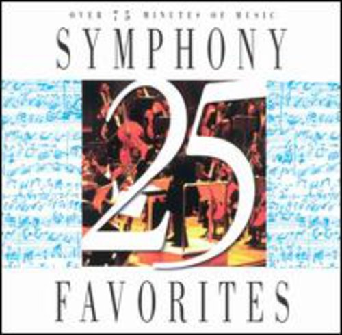 25 Symphony Favorites / Various ()