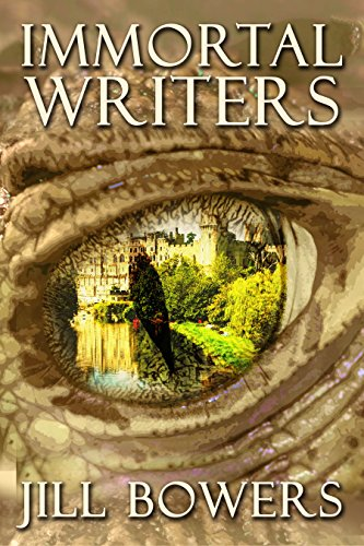 Immortal Writers (Immortal Writers Series Book 1) by [Bowers, Jill]